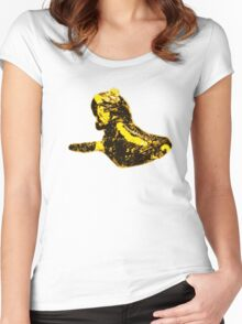 Salamander Women's Fitted Scoop T-Shirt