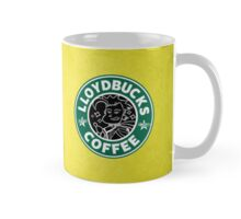 LloydBucks! Hot? (Iced??) Coffee! Mug