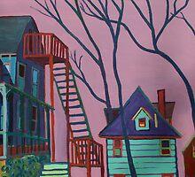 Foster Street by brettonarts