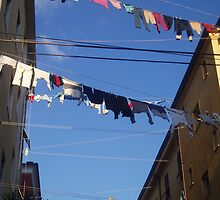 Washing Day, Italy,  by dragonflyblue