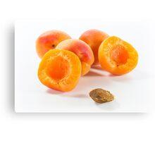 Apricots Canvas Print