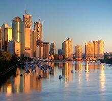 Brisbane - Queensland - Australia by Grahame Clark