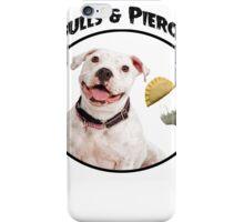 Pitbulls & Pierogies iPhone Case/Skin