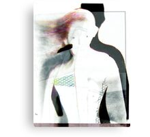 Inside Passage Canvas Print