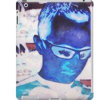 Be quiet and drive iPad Case/Skin