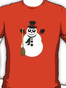 Snowman (2) T-Shirt