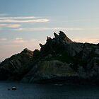 Peak Rock by Helen Patmore