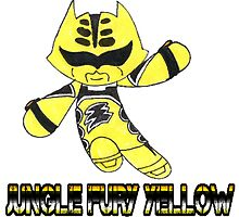 Jungle Fury Yellow by nijibeat