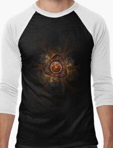Wizard's Jewel T-Shirt Men's Baseball ¾ T-Shirt