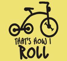 That's how I roll Kids Tee