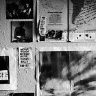 writing on the wall by Anisha Aiyappa