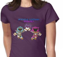 Mystic Force Sisters Womens Fitted T-Shirt