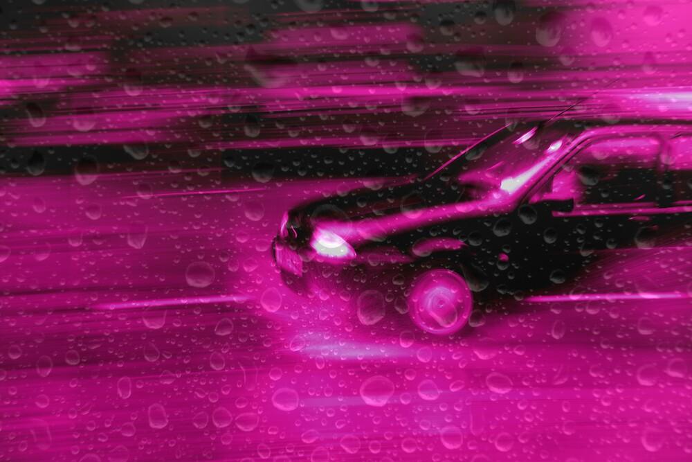 Purple Rain by David Elliott