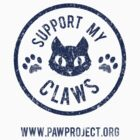 Support My Claws - The Paw Project by PawProject