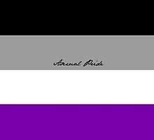 Asexual Pride by charliebuterfly