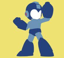 Megaman Vector Kids Tee
