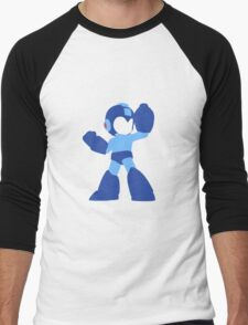 Megaman Vector Men's Baseball ¾ T-Shirt