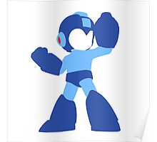 Megaman Vector Poster