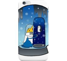 Poor Mr Ice King iPhone Case/Skin