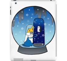 Poor Mr Ice King iPad Case/Skin