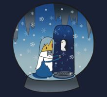 Poor Mr Ice King One Piece - Long Sleeve