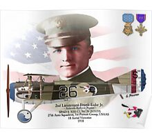 Lieutenant Frank Luke Jr. - Arizona Ballon Buster Poster