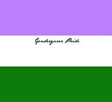 Genderqueer Pride by charliebuterfly
