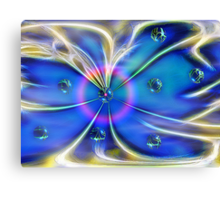 Attracting Forces Canvas Print