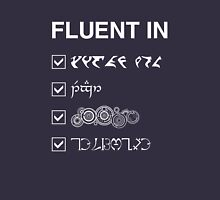 Fluent in... Unisex T-Shirt