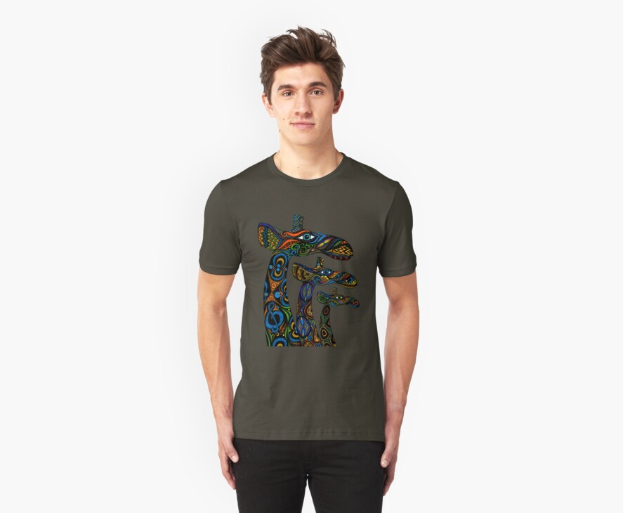 The Giraffe Project T-Shirt by PhilLewis