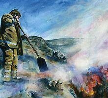 Wildfire by Vicky Stonebridge