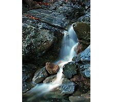 Rose Valley Falls Photographic Print