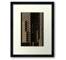 New York City - 8 Framed Print