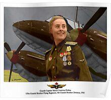 Mariya Ivanivna Dolina Poster