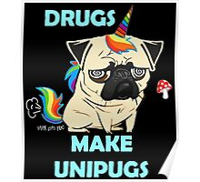 fawn unipugs Poster