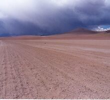 Bolivian Altiplano by ValleyNinja