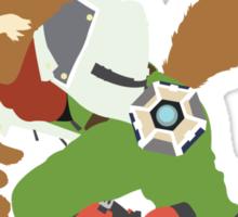 Leader of Star Fox Sticker