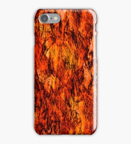 Firey Fiery iPhone Case/Skin