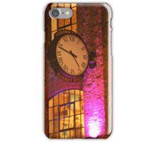 The Market Clock iPhone Case/Skin