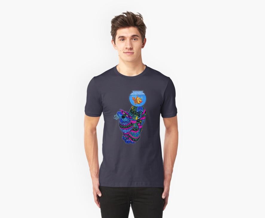 The Joker T-Shirt by PhilLewis