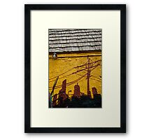 New York City - 4 Framed Print