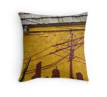 New York City - 4 Throw Pillow
