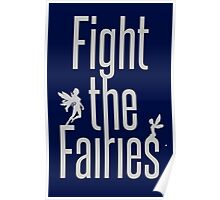 fight the fairies Poster