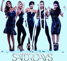 "The Saturdays - ""Not Giving Up"" by djbritnasty"