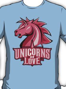 Unicorns of Love (Best quality ever) T-Shirt