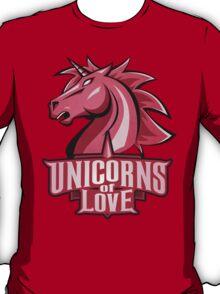 Unicorns of Love (Best quality ever) T-Shirt