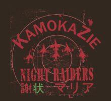 Kamokaze Night Raider by JAZZMO