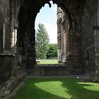 Elgin Cathedral Window by kadoh