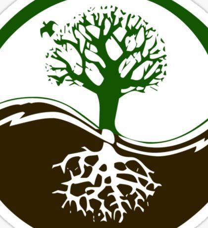 Conservation Sticker