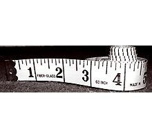 Centimeters Photographic Print